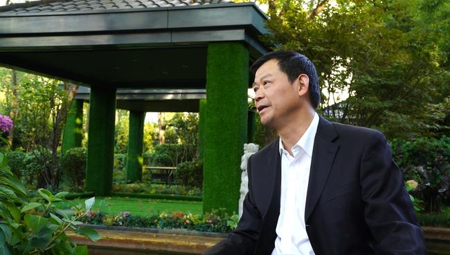 商界棋王詹伟:聂卫平是我心中最神圣的师父
