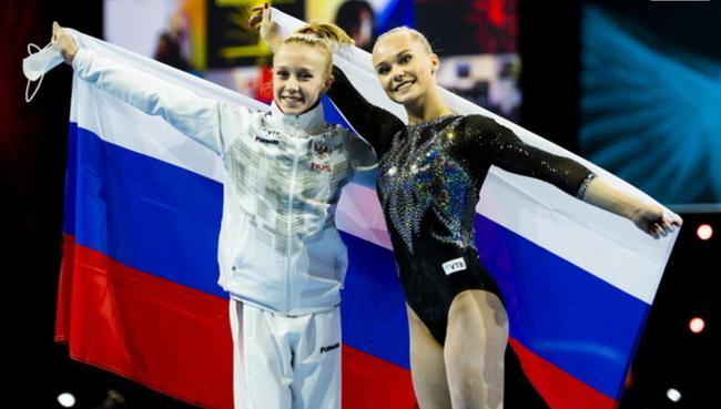 体操欧锦赛男女全能冠军尽归俄罗斯 连亚军都包了