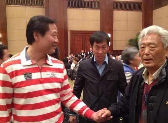 柳海光无意外将接替朱广沪 5位副主席无足球背景