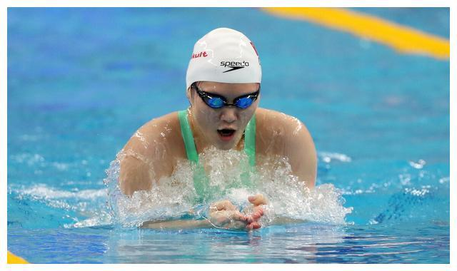 中国游泳争霸赛:张雨霏创个人最佳成绩夺冠