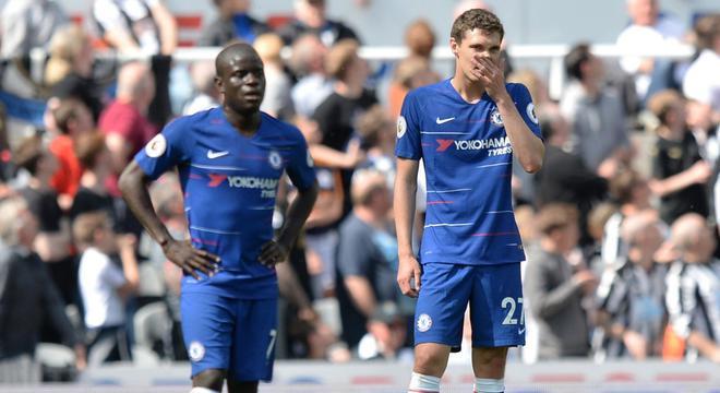 英超-切尔西0-3惨败 无缘欧冠