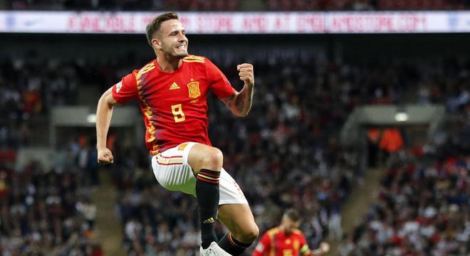 欧国联-西班牙2-1逆转英格兰