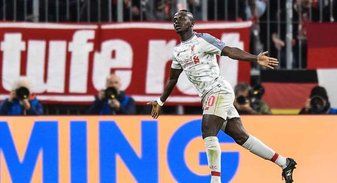 欧冠-马内两球铁卫传射 利物浦3-1客胜拜仁进8强