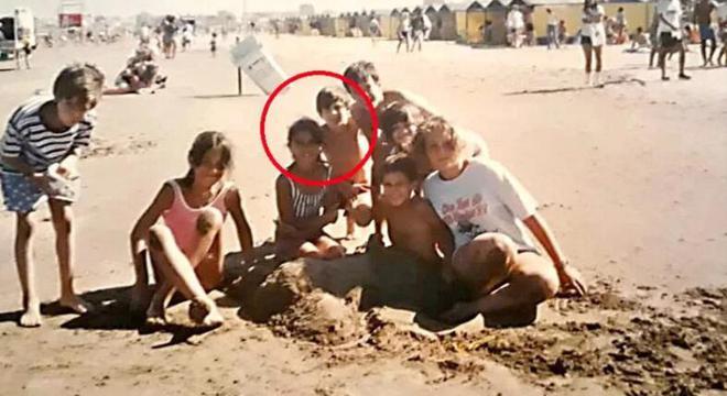 梅西1照片首次曝光 这女孩他撩了20年