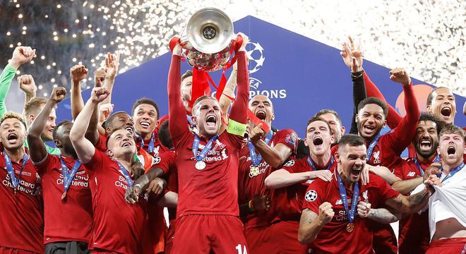 利物浦六度称霸欧洲!
