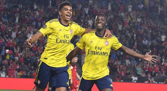 国际冠军杯-莱万扳平 阿森纳88分钟2-1绝杀拜仁