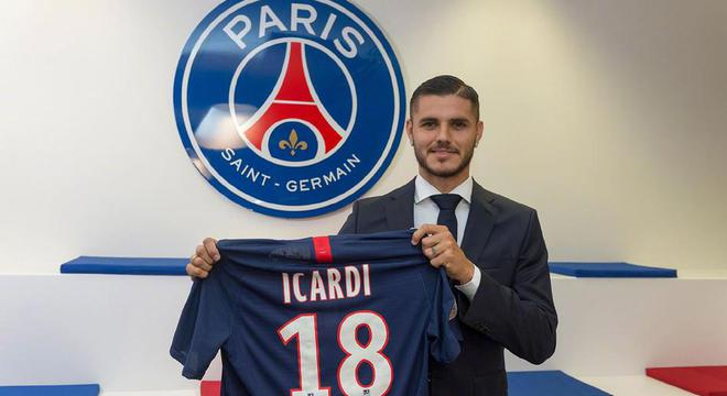 转会截止日十大交易 伊卡尔迪加盟巴黎