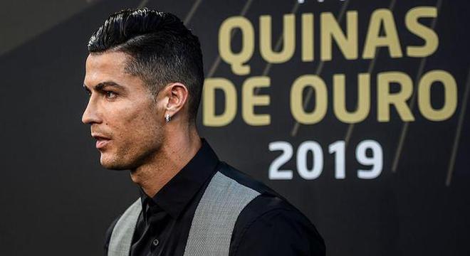C罗当选葡萄牙年度最佳球员 生涯10次获奖