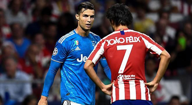 欧冠-C罗策动进球 尤文被追2球遭绝平2-2平马竞