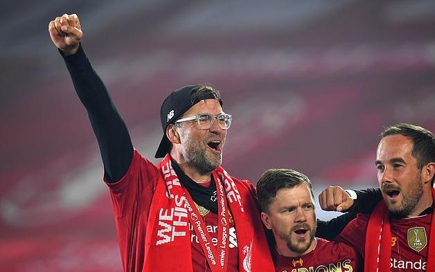 墨菲认为利物浦是最大热门