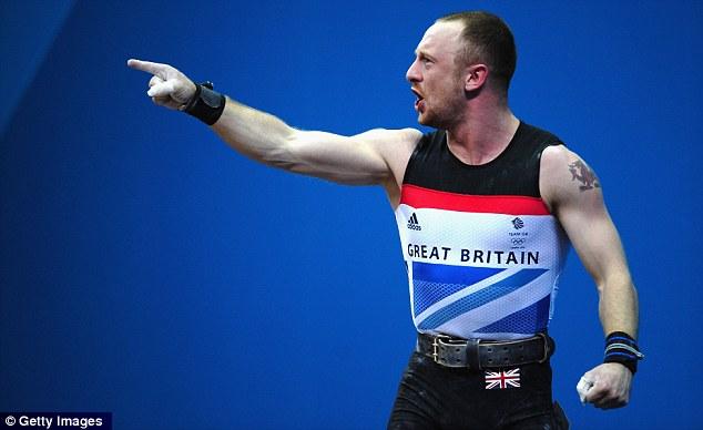 参加过2012奥运会的埃文斯承认用过
