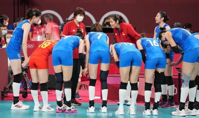 【博狗体育】女排无缘8强创队史奥运最差战绩 李盈莹逆境出彩