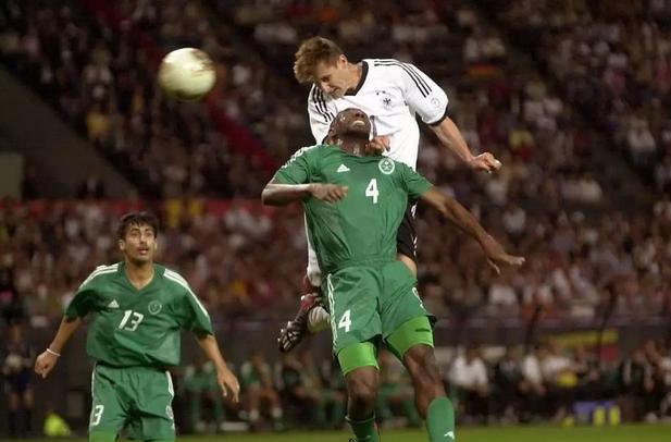 沙特曾在世界杯中被德国8球血洗