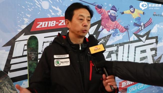 沈阳怪坡国际滑雪场董事长陈捷