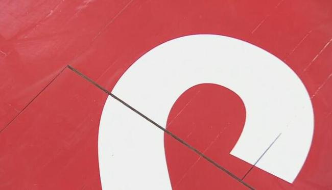 2图流|马刺魔术季前赛球馆的地板被地震震裂