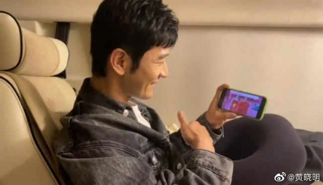 【博狗扑克】黄晓明祝贺表妹:陈梦的表哥在家准备接风菜中