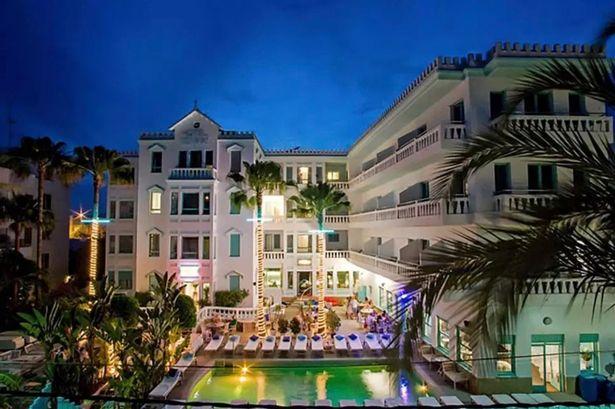 梅西收購的酒店