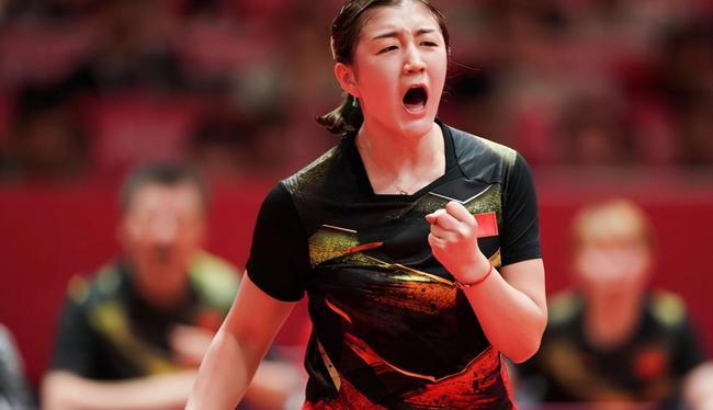 刘诗雯再度退赛 有了蜕变的陈梦这回国乒不慌了