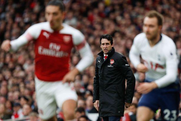 虽然赢得了与热刺的比赛,但是埃梅里希望球队保持谦逊