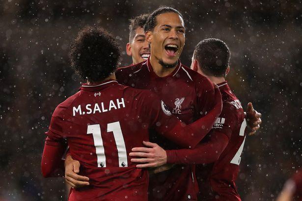 利物浦团队精神很强