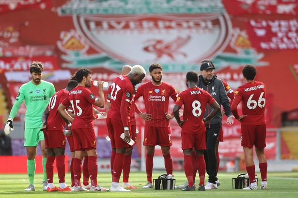 利物浦欧冠出局成好事!克洛普:曼城没时间备战了