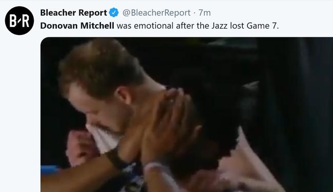 米切尔掩面痛哭!3-1被逆转但真不能责怪他