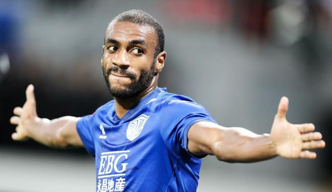 穆里奇:相信还能在中超进球 重返广州踢恒大很酷