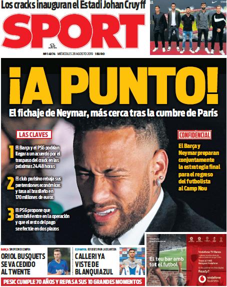 《每日体育报》
