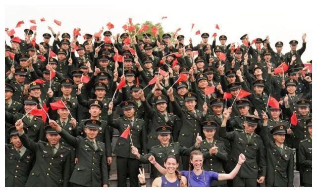 武汉军运会精彩瞬间