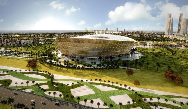 卢赛尔体育场设计揭晓