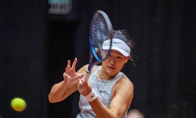 王曦雨7次出戰大滿貫資格賽全部闖過首輪關