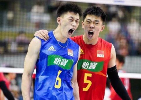 男排亚锦赛4强出炉 中国将与伊朗争夺决赛权