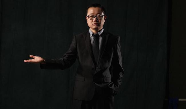 刘慈欣(图源:新华网)