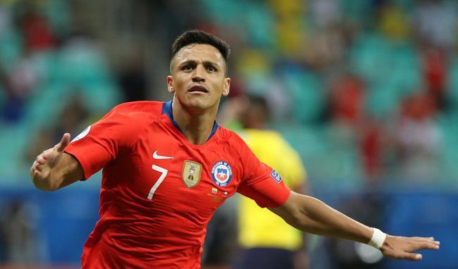 桑切斯,迎接回到智利队