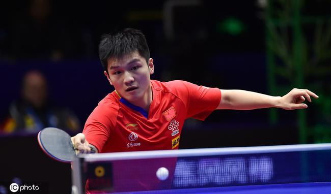 世界杯樊振东4-0横扫林昀儒 争金牌约战张本智和