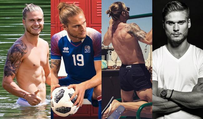 冰岛前锋成世界杯新男神!粉丝数=国家人口3倍