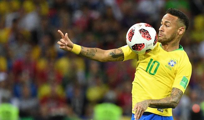 布冯认为内马尔会走出世界杯失利阴影