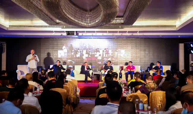 第二届高尔夫中国新商业文化高峰论坛在广州举行