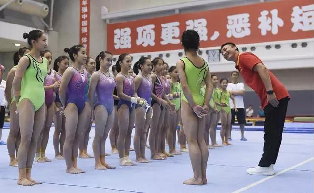 乔良被正式任命为中国体操女队主教练