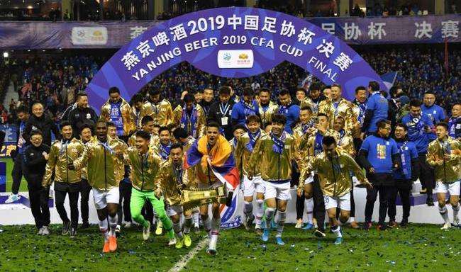 不被看好的申花靠什么完胜鲁能夺得足协杯冠军?