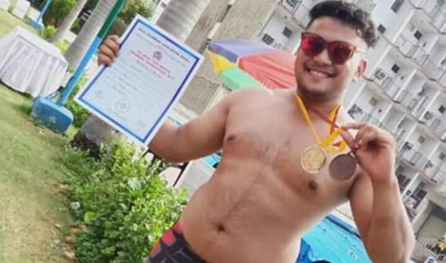 26岁印度国家游泳选手因新冠去世 家人指责医院