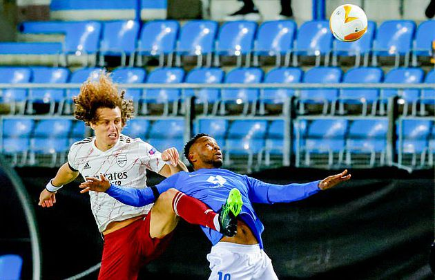 欧联杯-佩佩连续3轮进球 阿森纳3-0客胜4战全捷