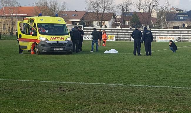 悲剧!克罗地亚球员被球击中后去世 年仅26岁