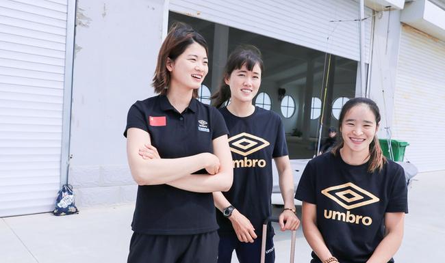 女隊員將擔起奧運衝金重任。中帆協供圖