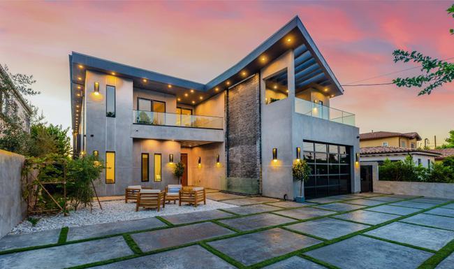 这是要续约?施罗德花427万在洛杉矶买豪宅!