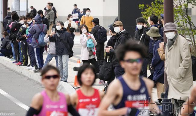 奥运马拉松测试赛札幌举行 市民质疑为什么现在办