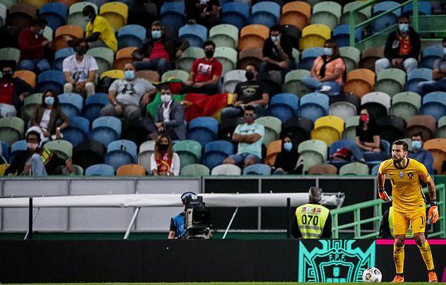 热身-C罗憾中横梁又险助攻 葡萄牙主场平西班牙