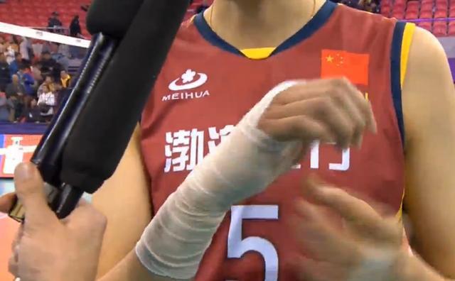 朱婷手腕伤势最新情况:怎么受伤的? 恢复如何?
