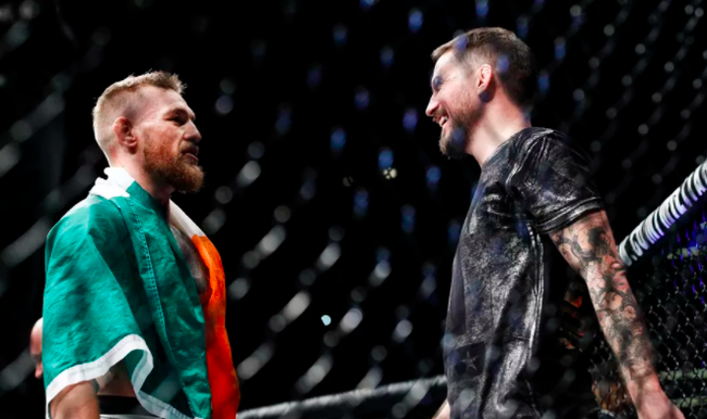 康纳重新专注于MMA形态 盼今夏与普瓦里尔三番战