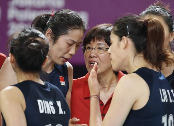 女排夺冠男排创亚运最差战绩 只因女排有郎平吗?